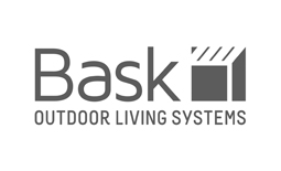 Bask logo website footer